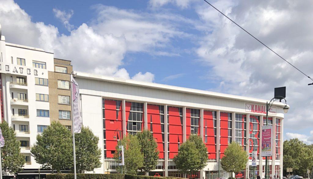 Kanal Store-Kanal/Centre Pompidou